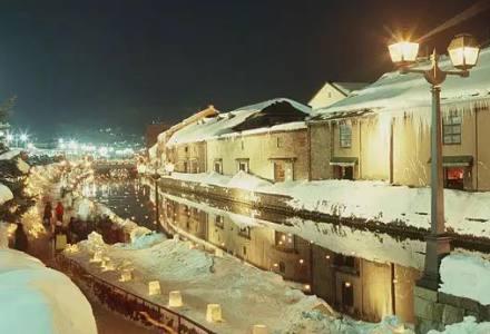 走!跟我一起去北海道旅游邂逅冬天的浪漫~!